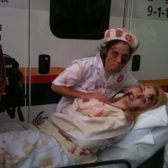 Ottawa Paramedics are so good they revive even the long undead