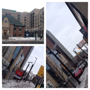 Rideau St Collage