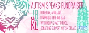 Autism fundraiser
