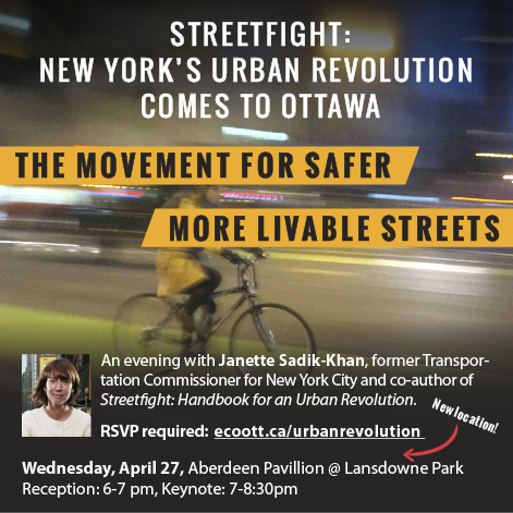 Janette Sadik-Kahn Streetfight- Handbook for an Urban Revolution