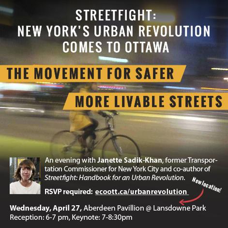 Janette Sadik-Kahn Streetfight- Handbook for an Urban Revolution